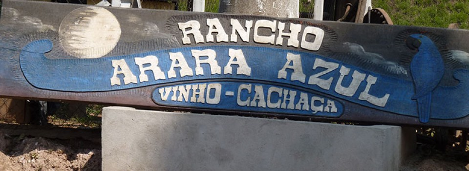O Rancho Arara Azul
