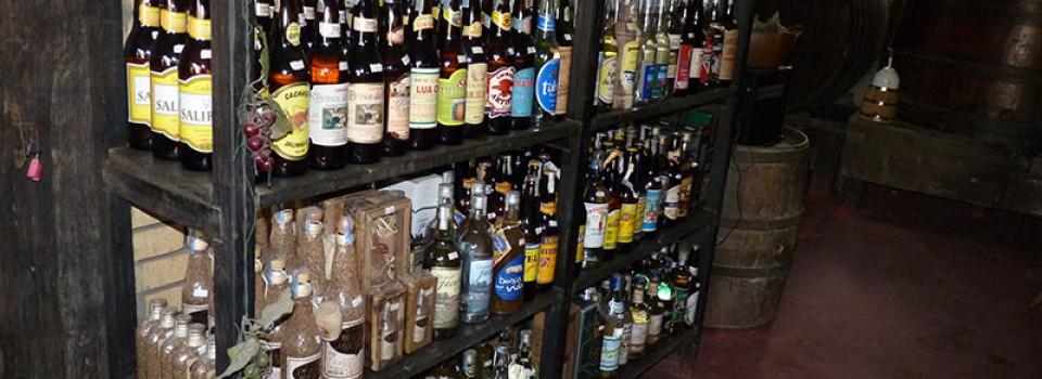Licores e Bebidas