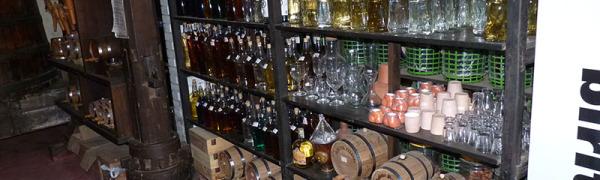 Rancho Arara Azul – Bebidas e Licores