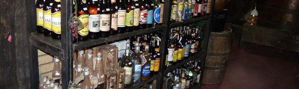 Rancho Arara Azul – Licor e Bebidas