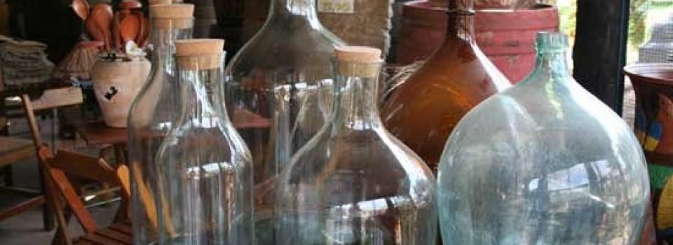 Barrels and Bottles
